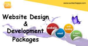 Web Design and Development Packages